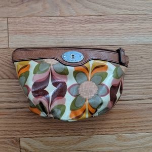 Fossil Makeup Pouch